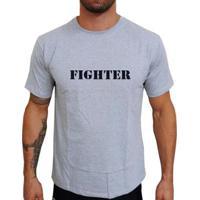 Camiseta Mma Shop Lutador Fighter - Masculino