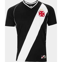 Camisa Vasco Da Gama 2000 Brasileiro Retrô Mania Masculina - Masculino