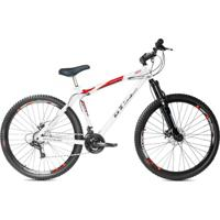 Bicicleta Gts Aro 26 21Marcha Freio Disco Rapid Fire Yamada Câmbios Shimano Gts M1 Advanced - Unissex