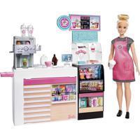 Barbie Cafeteria Da Barbie - Mattel - Kanui