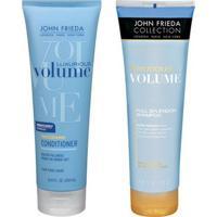 Kit Shampoo + Condicionador John Frieda Luxurious Volume Full Splendor Kit - Unissex-Incolor