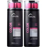 Kit Shampoo + Condicionador Truss Professional Color - Unissex-Incolor