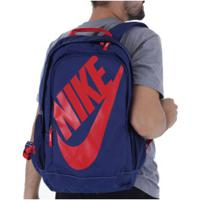 c63243e9e Mochila Nike Hayward Futura 2.0 - Azul Esc/Vermelho