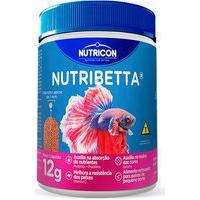 Ração Para Peixes Nutricon Nutribetta 12G