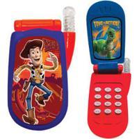 Celular Infantil Toy Story - Etilux - Un