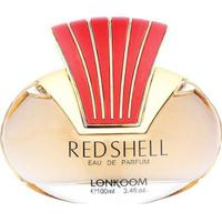 Red Shell Lonkoom - Perfume Feminino - Eau De Parfum 100Ml - Unissex-Incolor