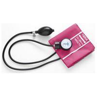 Aparelho De Pressão Medicate Aneroide Rosa Adulto