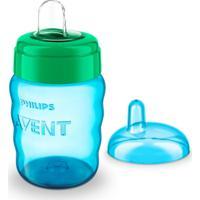 Copo De Treinamento - 260 Ml - Easy - Philips Avent - Masculino-Azul