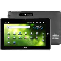 """Tablet Breeze Mw0821 Br8 Aoc - Arm Cortex A8 - 8Gb - 512Mb Dram - 8"""" Widelcd"""
