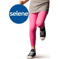 Meia-Calça Legging Infantil Fio 80 Selene (9250)