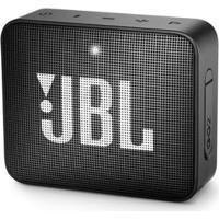 Caixa De Som Bluetooth Jbl Go 2 À Prova D'Água 3W - Unissex