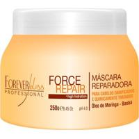 Forever Liss Force Repair - Máscara Reparadora 250G - Unissex-Incolor