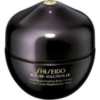 Creme Corporal Antiidade Shiseido - Total Regenerating 200Ml - Unissex-Incolor