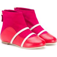 Malone Souliers Kids Madison Smalls Ankle Boots - Rosa