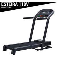 Esteira Ergométrica T540 110 Volts Domyos - Esteira T540C Domyos, 110Volts, 2 Anos De Garantia