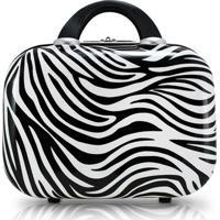 Frasqueira Jacki Design Zebra - Unissex
