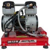 Compressor De Ar Direto Motomil Cmi-8.0Ad 1350W Monofásico 220V