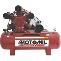 Compressor De Ar 15 Hp Trifásico 175 Psi Mawv-60/425 Motomil