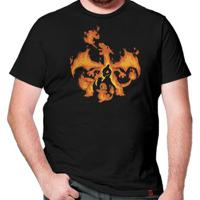 Camiseta Fire Evolution