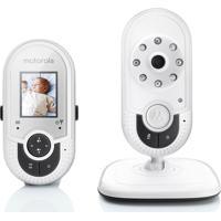 Babá Eletrônica Motorola Com Visão Noturna Mbp621 Branco