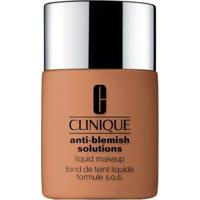 Base Liquida Anti-Blemish Solutions Liquid Makeup Clinique Fresh Sand - Unissex-Incolor