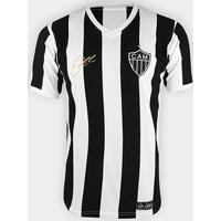 Camisa Retrô Atlético Mineiro 1983 Nº 11 Eder Retrô Mania Masculina - Masculino