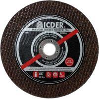 """Disco Corte Ferro Qb32 Icder, 9"""" - 25"""