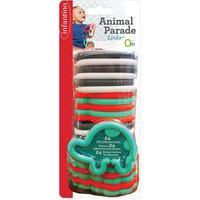 Brinquedo De Encaixe Infantino Animais 24 Peças