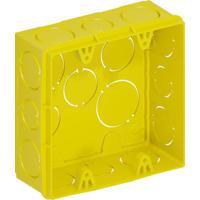Caixa De Embutir 4X4 Amarela - Tigre - Tigre