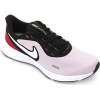 Tênis Nike Revolution 5 Feminino - Feminino-Lilás+Branco