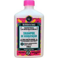 Shampoo De Hidratação Lola Cosmetics Be(M)Dita Ghee Banana E Aloe Vera - 250Ml - Unissex