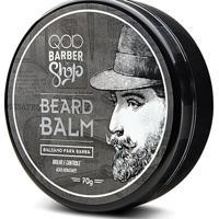 Bálsamo Para Barba Qod Barber Shop Beard Balm 70Ml - Masculino