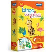 Jogo - Bingo Dos Bichos - Toyster