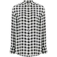 Michael Michael Kors Camisa Com Estampa Xadrez - Neutro