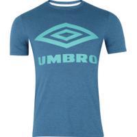 Camiseta Umbro Twr Paint Graphic - Masculina - Petroleo