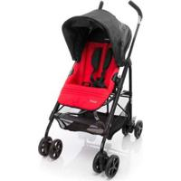Carrinho De Bebê Travel System Trend Trio Safety 1St - Unissex-Vermelho