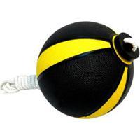 Medicine Ball Com Corda 1Kg Crossfit Treino Funcional Wct Fitness - Unissex