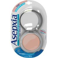 Asepxia Po Compacto 10G Bege