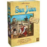 Jogo De Tabuleiro - San Juan - Grow