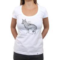 Ghost - Camiseta Clássica Feminina