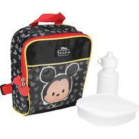 Lancheira Térmica Luxcel Mickey Mouse Tsum Tsum Feminina - Feminino