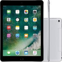 "Tablet Apple Ipad 5º Geração 9.7"" Wi-Fi 32Gb Cinza Espacial Mp2F2"