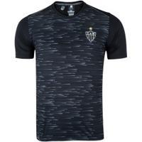 Camiseta Do Atlético-Mg Hide - Masculina - Preto
