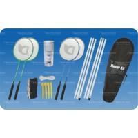 Kit Badminton Completo Master Rede