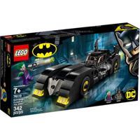 Lego Super Heroes - Dc Comics - Batman - Batmóvel Perseguição Do Coringa - 76119