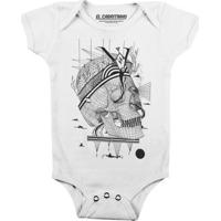 Man X Machine - Camiseta Clássica Infantil