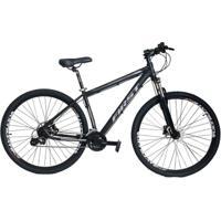 Bicicleta 29 First Smitt - Shimano Altus - Susp Trava- Freio A Disco Hidraulico 24 Marchas - Unissex