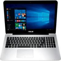 """Notebook Asus K555Lb-Bra-Dm451T - Intel Core I5-5200U - Ram 8Gb - Hd 1Tb - Geforce 940M - Led 15.6"""" - Windows 10"""