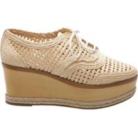 Oxford Flatform Straw Natural | Schutz