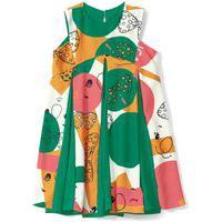 Vestido Lilica Ripilica Infantil - 10111631I Verde